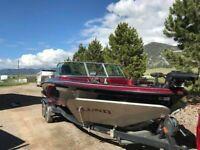 2017 Lund 219 ProV GL Bass Fishing Boat