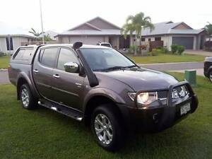 2012 GLX-R Mitsubishi Triton Double Cab Townsville Townsville City Preview