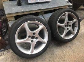 "MX-5 Sport Wheels 16"" 205/45/16"