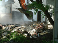 FOR QUALITY DEMOLITION WORK - CALL 403-903-6217