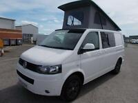Volkswagen Transporter 2.0 Tdi 102Ps Auto Platform Camper Conversion Highline Va