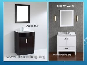 LITTLE SPACE, BIG SPACE, A VANITY FOR ANY PERFECT SPACE!!!