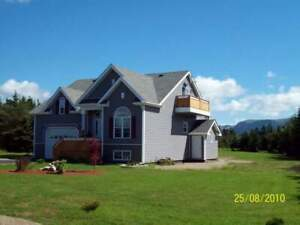 Beautiful home for sale in codroy valley newfoundland