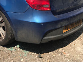 Bmw 1 series e87 m sport rear bumper