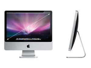 """iMac 24"""" (avec disque dur SSD Samsung 840 EVO de 750 Go)"""