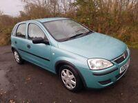Vauxhall Corsa 1.2 16v 5 Door **12 MONTHS MOT**Clean & Tidy**ONLY £995