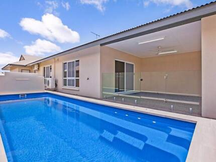 Stunning home with sparkling in-ground swimming pool!