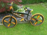 Boys 16 inch (wheels) BMX