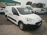 Peugeot Partner L2 716 S 1.6HDI 92ps Crew Van DIESEL MANUAL WHITE (2012)