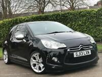 Citroen DS3 1.6e-HDi Airdream DStyle 2013 + LOW 82,000 miles