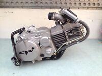 CW YX160cc Pit Bike Race Engine.