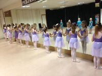 Dance and Fitness Studio available