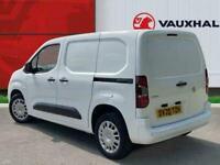 2020 Vauxhall Combo 1.6 Turbo D 2300 Sportive Panel Van 4dr Diesel Manual L1 H1