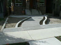 FOR THE BEST IN QUALITY CONCRETE - CALL 403-402-9953