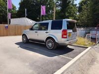 Land Rover Discovery 3.V6 TD.