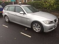 2006 BMW 320 SE 11 months mot Newer shape Swap 4x4 quattro?