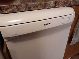 Beko DSFS 1531 W dishwasher breaking