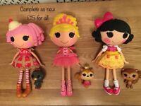 Lala Loopsey Dolls