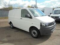 Volkswagen Transporter T28 2.0 Tdi 84Ps Van SLD DIESEL MANUAL WHITE (2011)