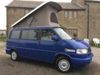 Seeking 51 VW MULTIVAN POPTOP T4 2.5Tdi Camper van like California Transporter T5 Reimo Caravelle T2