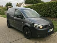 CADDY VW VAN, C20 75ps NO VAT , low miles, amazing condition