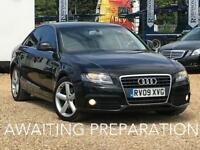 Audi A4 2.0TDI ( 143PS ) Multitronic 2008 SE+SAT-NAV+FSH/CAMBELT REPLACED+