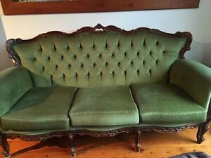 Vintage three seater Cremorne Point North Sydney Area Preview