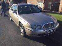 Rover 75 1.8 Automatic Full History