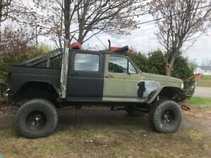 4x4 ford frankenstein off road