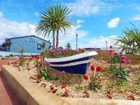 LUXURY STARTER STATIC CARAVAN FOR SALE ON LYONS ROBIN HOOD