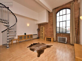 Brilliant 1 bed, 1 bath Studio Apartment - Bow Quarter, E3