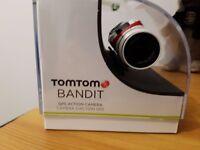 Tom Tom Bandit 4k camera