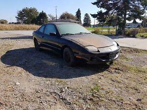 1999 Pontiac Sunfire GT Coupe PARTS CAR