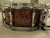 Mapex Dillinger Maple (14 x 5.5) with 2.3mm Power Hoops