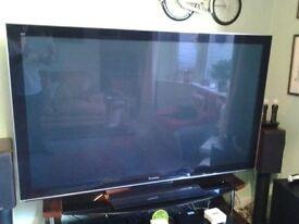"""65"""" Panasonic Viera Plasma 3D Television"""