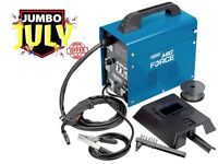 Draper Gasless Mig Welder Kit Deal With Kit Deal Wire & Mask MWD 100A GL 3278/MWD100AGL