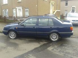 Rare 1994 VW VENTO 1.9TDI WITH LOW MILEAGE FOR SALE OR SWAP FOR A SEVEN SEATER