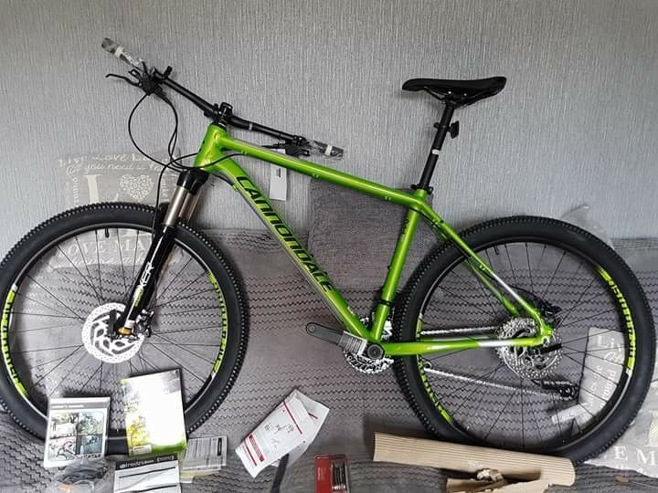 Bike cannondale 30 speed new