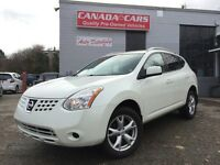 2008 NISSAN ROGUE ALL-WHEEL DRIVE
