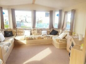 STUNNING 6 BERTH CARAVAN FOR SALE AT SANDY BAY HOLIDAY PARK! BRAND NEW OFFER ON NOW! CALL FOR MORE!