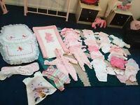 newborn baby girl bundle