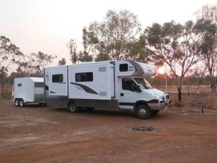 2013 Jayco Optimum Motorhome 28.5 on IVECO 70c17