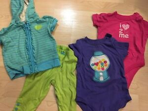9 month girl summer clothes