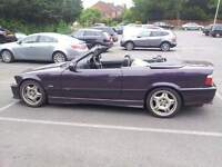 BMW M3 Convertible Cabriolet e36 Not e30 Or e46