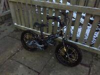 Batman 16inch bike