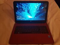 """HP 15-ba079sa 15.6"""" Laptop - Red - 1TB (Xbox 360 also available in price)"""