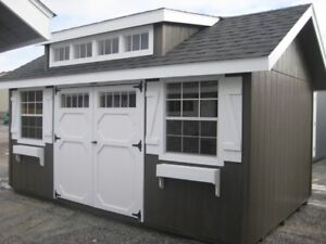 Woodtex Heritage Shed