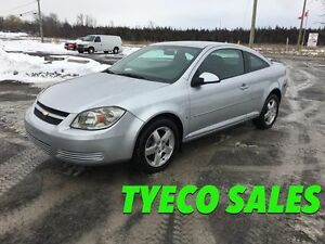2009 Chevrolet Cobalt LT CERTIFIED AND E-TESTED, AUTO TRANS