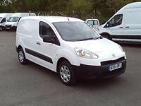 Peugeot Partner L1 850 SE 1.6 HDI 92bhp Van DIESEL MANUAL WHITE (2014)