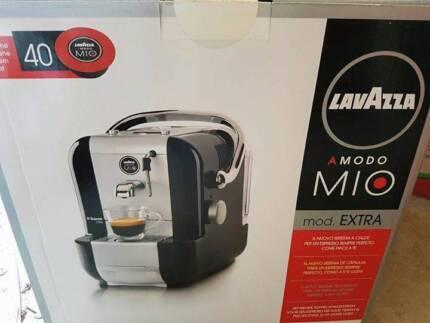 Amodo Mio Lavazza mod Extra coffee machine (BNIB)